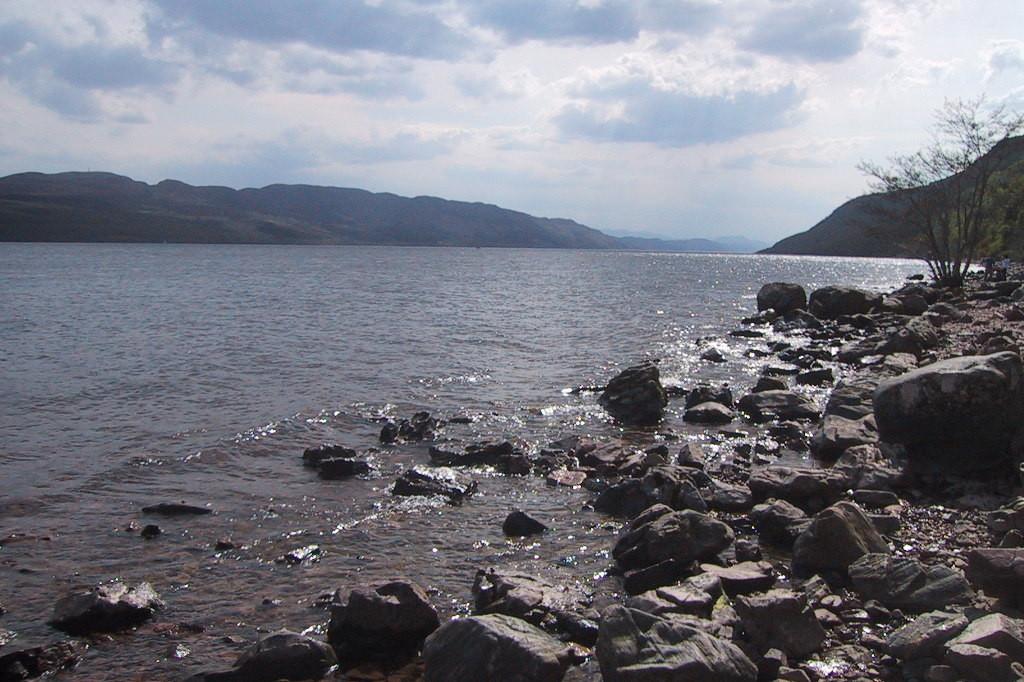 Озеро Лох-Несс