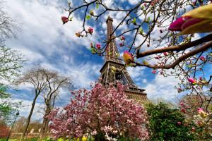 Парки Парижа