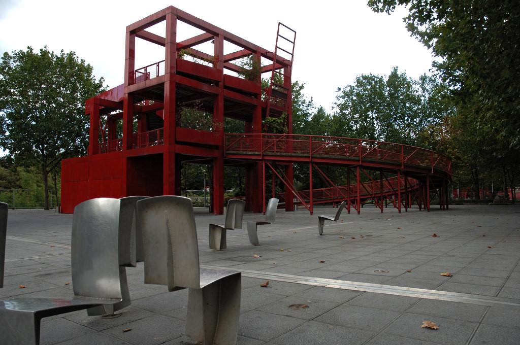 Парк Ла-Виллет