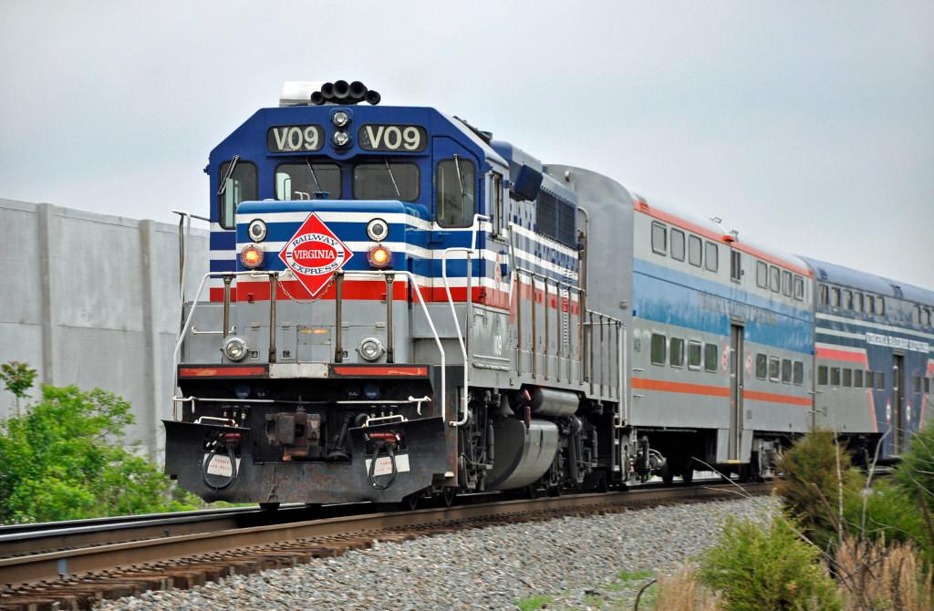 Поезда, США