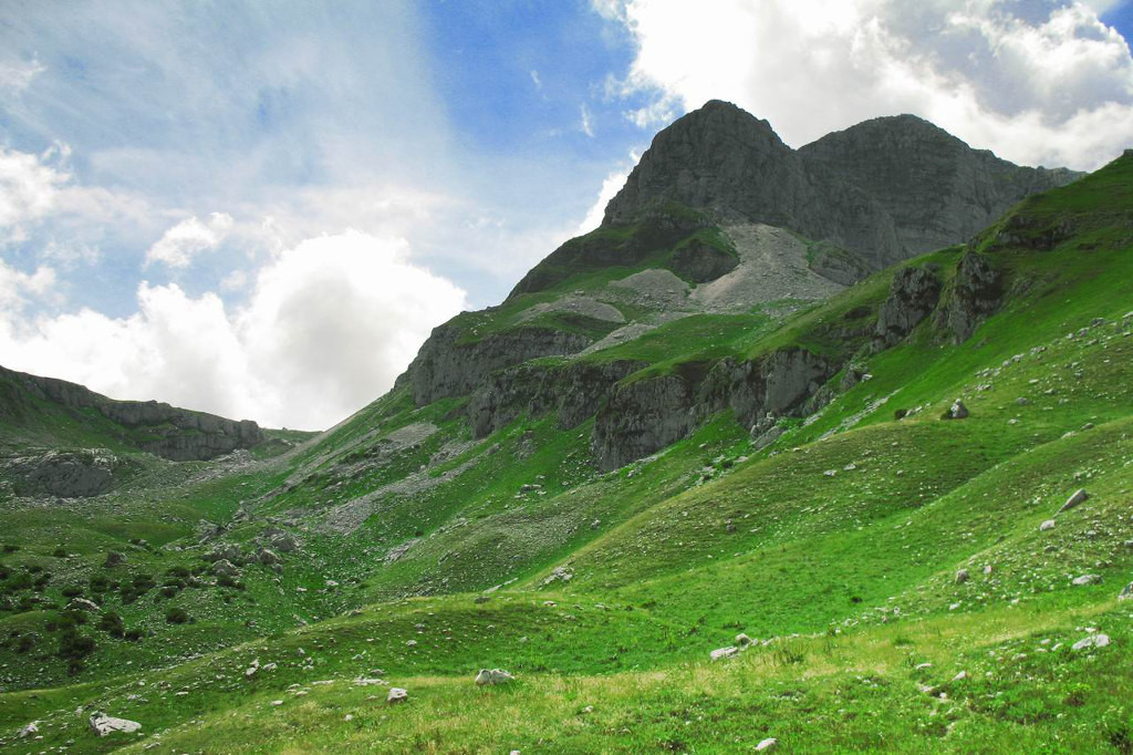 Апеннинские горы