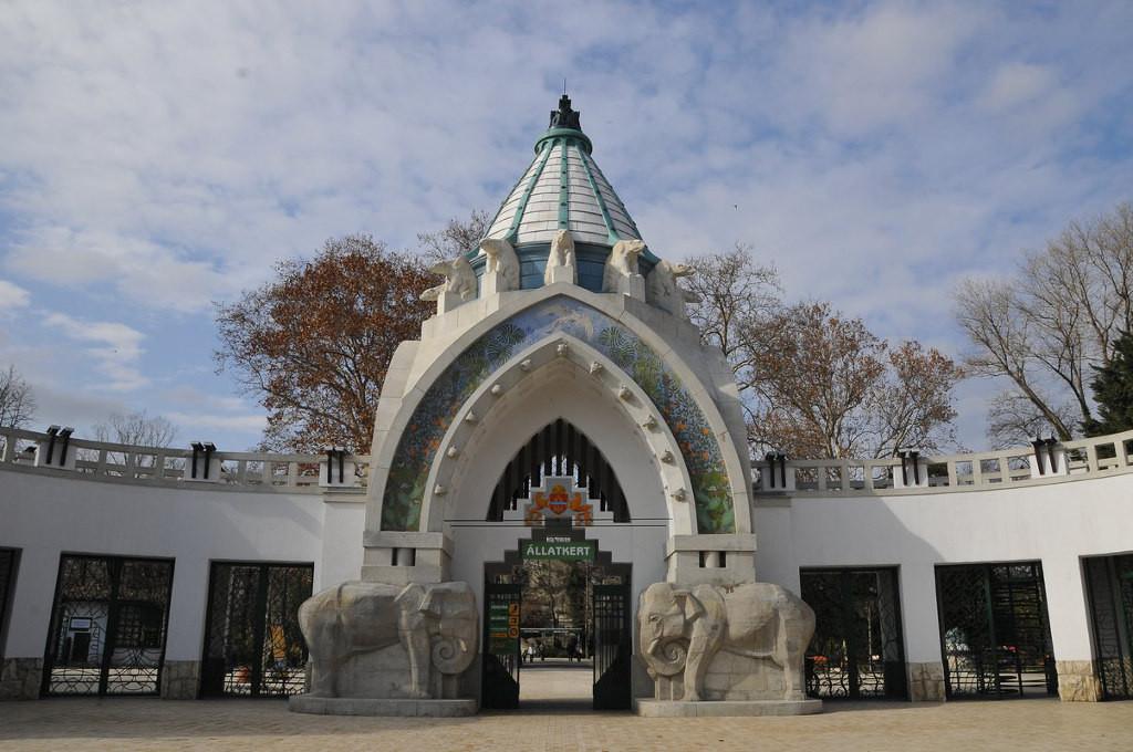 Зоопарк Будапешт