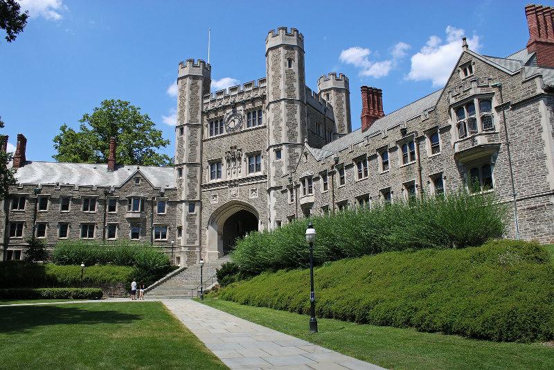 Принстонский университет