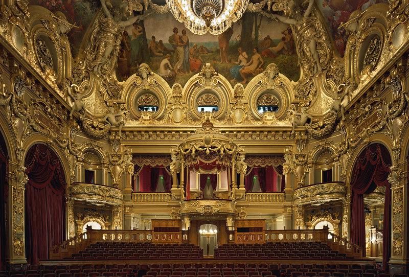 Оперный театр, Монако