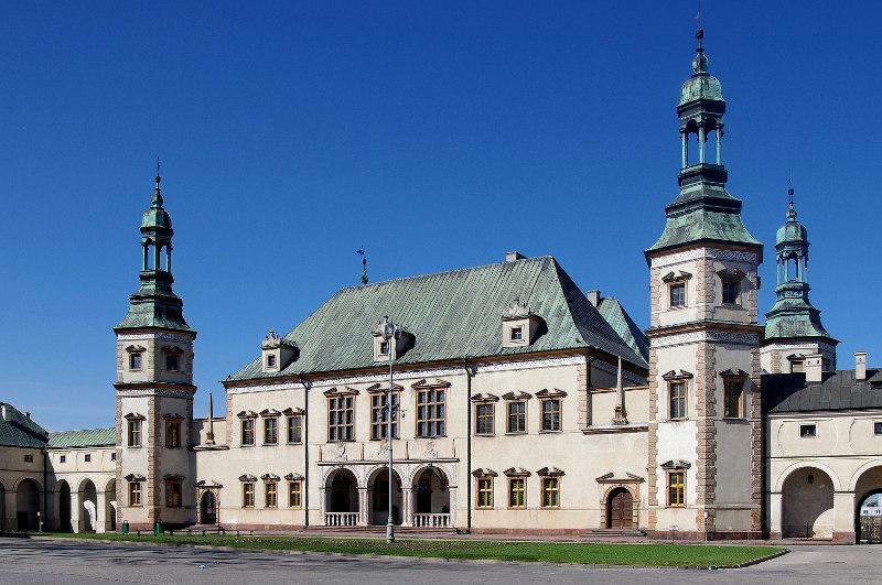 Дворец епископов