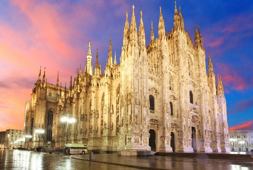 Как добраться из аэропорта до Милана