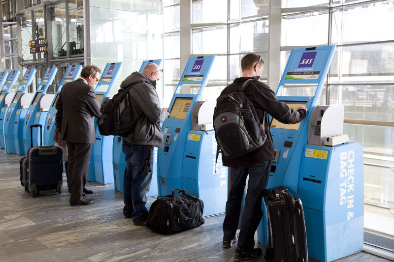 Как пройти регистрацию на самолет