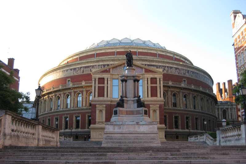 2018 for Door 12 royal albert hall