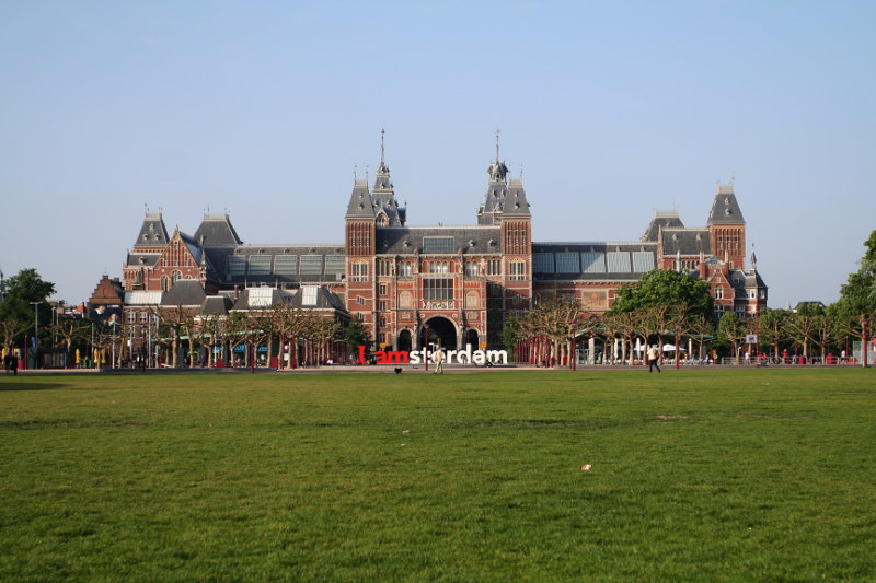 Музеумплейн, Амстердам