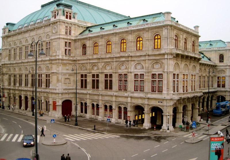 Опера, Вена