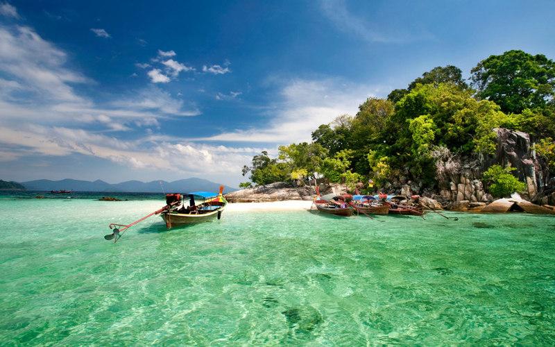 Температура в тайланде в августе