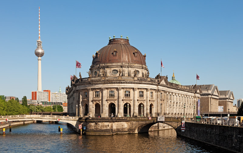 музеи, Берлин, Германия, Берггрюн, Боде, Пергамон, Культфорум