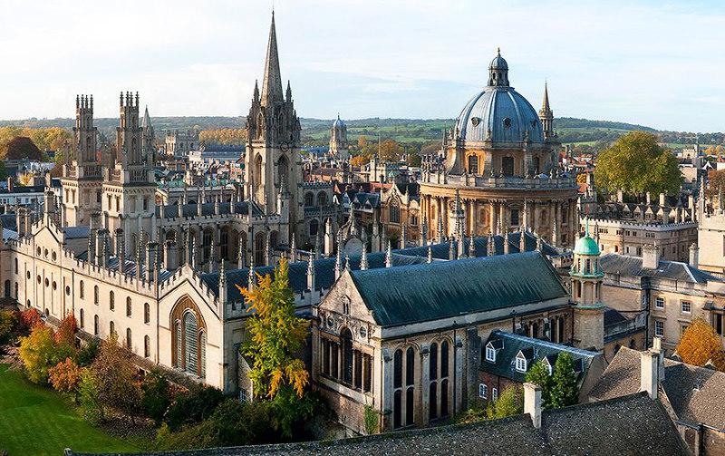 Университет, Великобритания, Англия, Кембридж, Оксфорд, Эдинбург