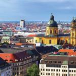 добраться, транспорт, Берлин, Мюнхен, автобус, поезд, самолет, перелет