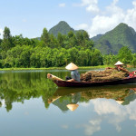 Вьетнам, сезон, дождь, ливень, погода, природа