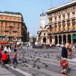 Милан, добраться, транспорт, перелет, самолет, автобус, поезд, такси