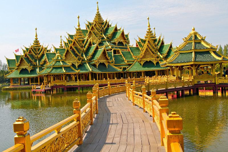 Тайланд, отдых, зима, январь, климат, Самуи, Пхукет, Паттайя, Бангкок