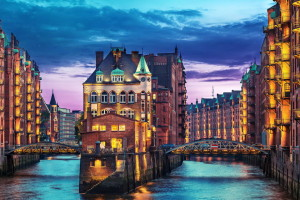 Как добраться из Берлина в Гамбург