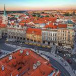 Самостоятельная, эккурсия, Праге, Мала, Страна, Градчаны