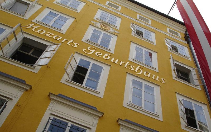 город, достопримечательности, Зальцбург, Австрия, Хоэнзальцбург, Моцарт, зоопарк