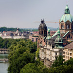 Мюнхен, один, день, посмотреть, музей, площадь, Хайденхаузен, парк,