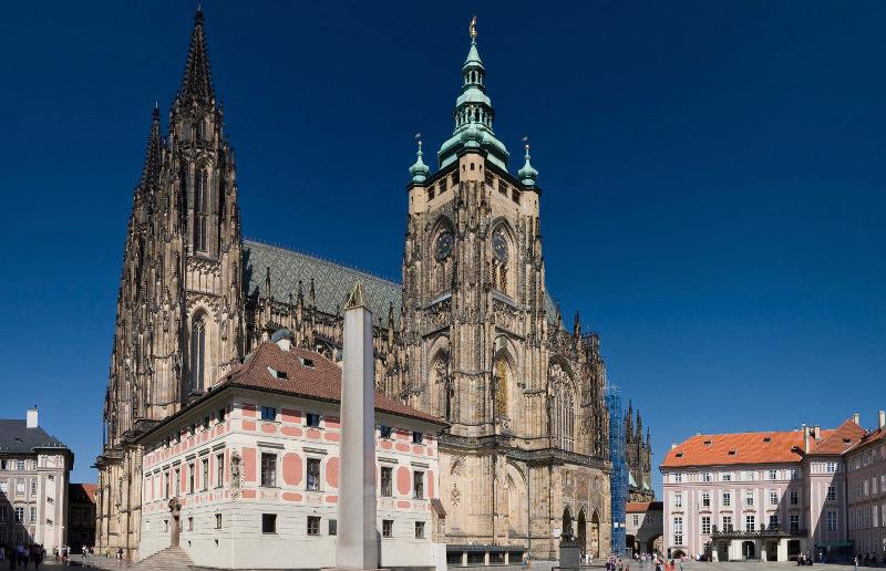 Самостоятельная, экскурсия, Праге, Пражский, град, Париж, Прага, Злата, улочка, музей, Вита, град