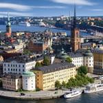 Самостоятельная, экскурсия, центру, Стокгольма, музей, театр, церковь, опера