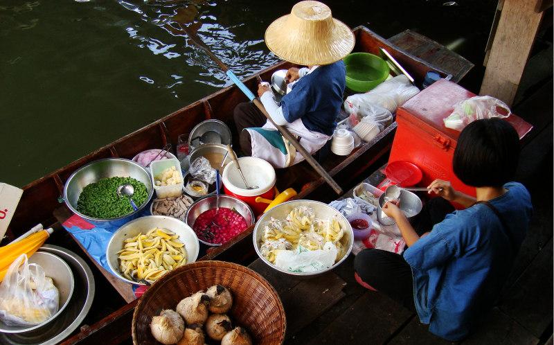 рынки, Бангкок, Таиланд, обзор, описание, шопинг, шоппинг, что, купить, привезти