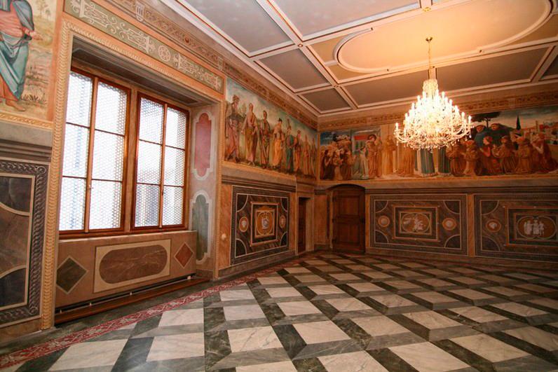 Мартиницкий дворц, Прага