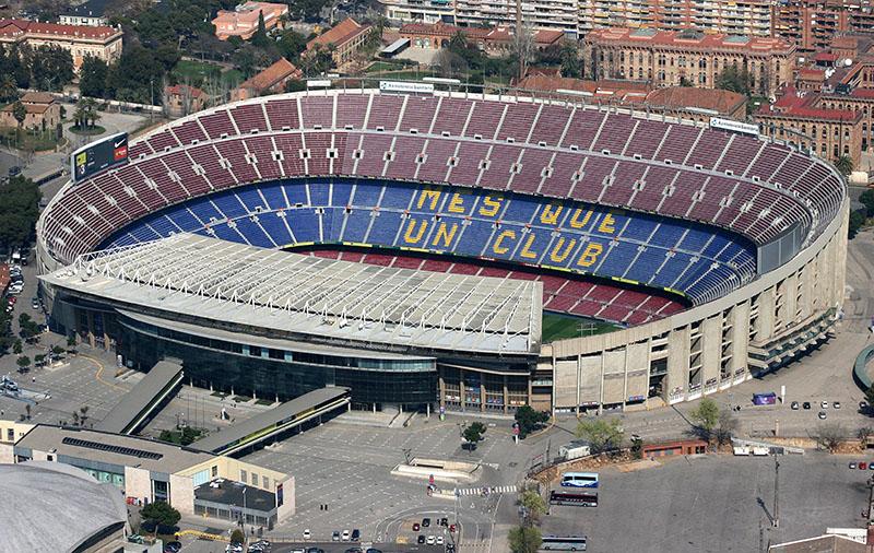 Интерактивный музей футбольного клуба «Барселона»