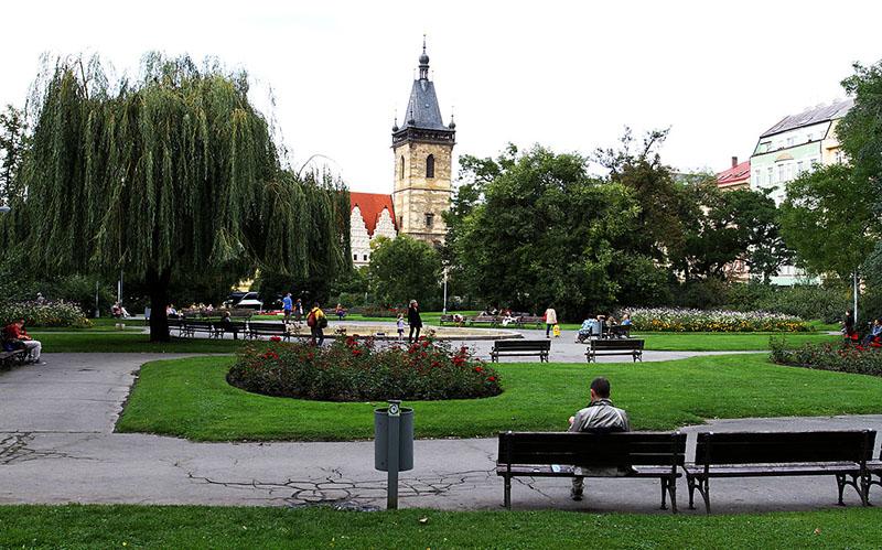 Петрская площадь, Прага