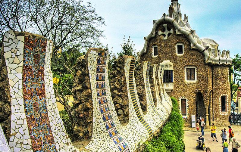 Музей Гауди