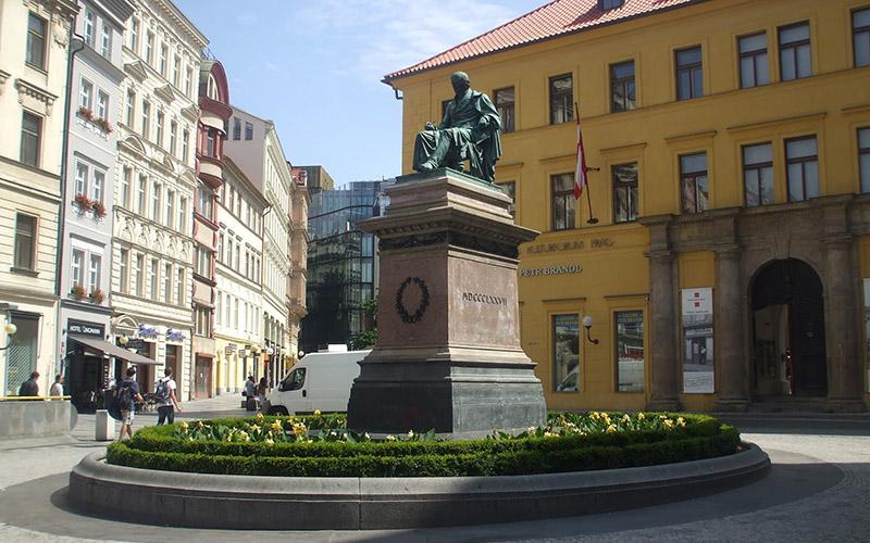 площадь Юнгмана, Прага