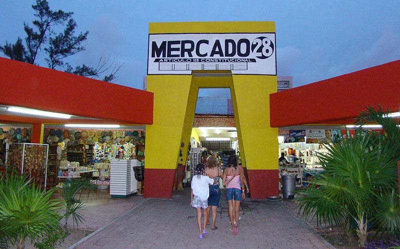 Городской рынок Меркадо 28