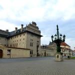 Градчанская площадь в Праге, Чехия