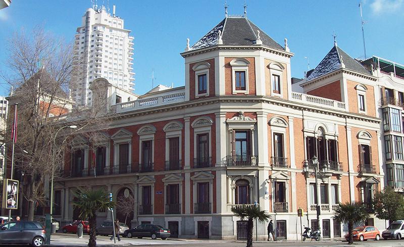 Частная экспозиция Серральбо в Мадриде