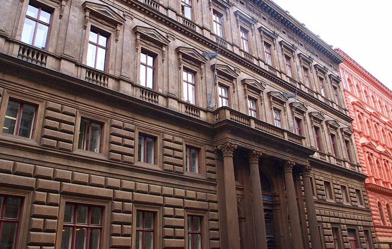 ул. Politickych vernu, Прага
