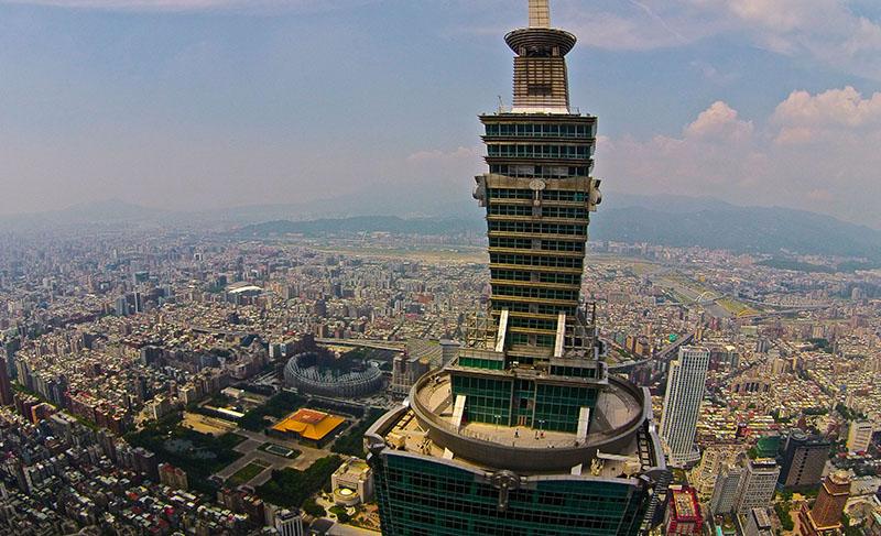 Самые высокие небоскребы мира