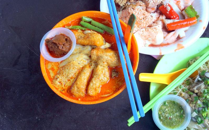 Еда на Хайнань