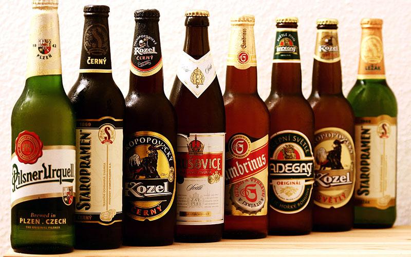 Пиво из Праги