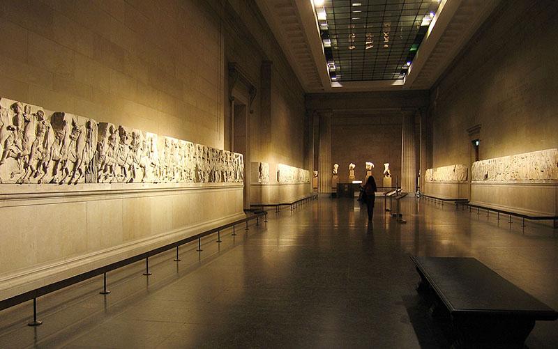 Фото Британского музея
