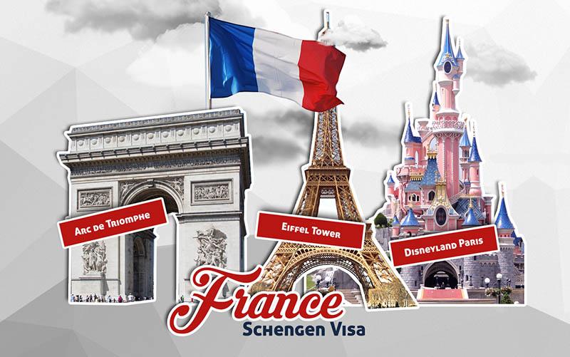 Как получить визу во Францию самостоятельно