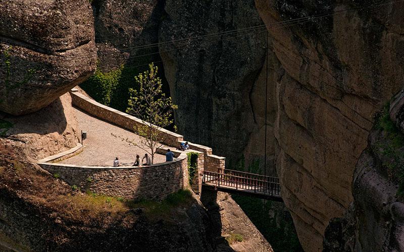Монастыри Метеоры в Греции: история, фото, как доехать