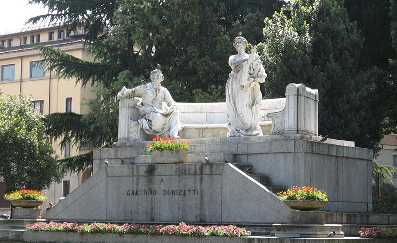 Память о Доницетти – музей во Дворце милосердия
