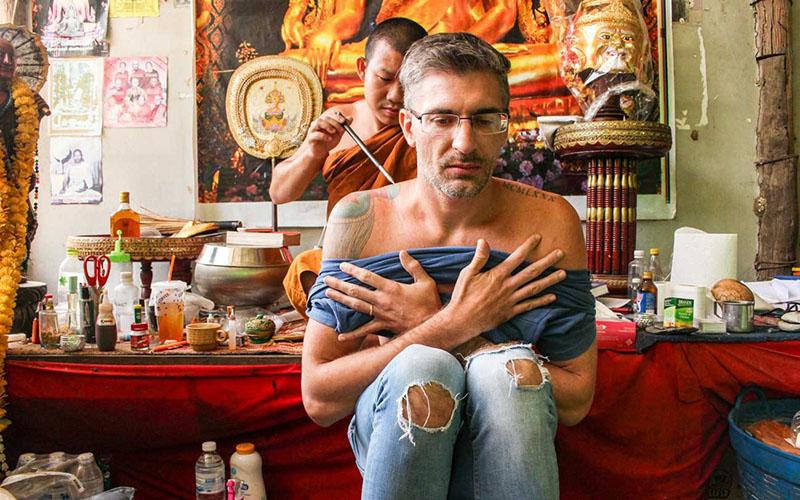 Татуировки Сак Янт: история, значение, технология, мастера