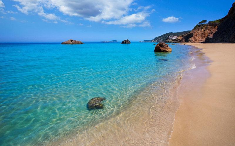 Пляж Сант Мигель