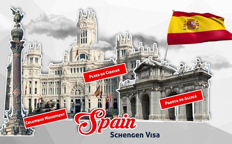 Виза в Испанию с детьми