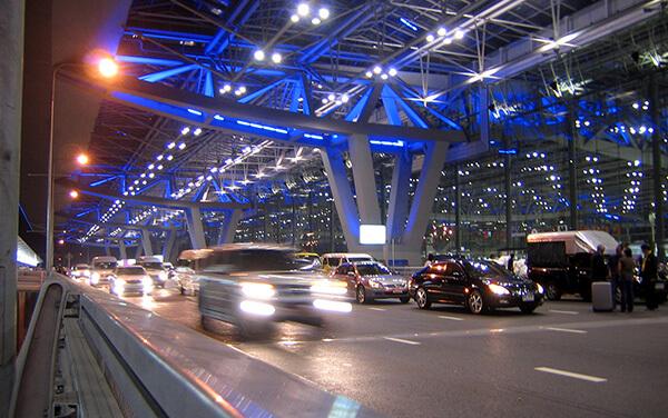 Как добраться из аэропорта до центра Бангкока