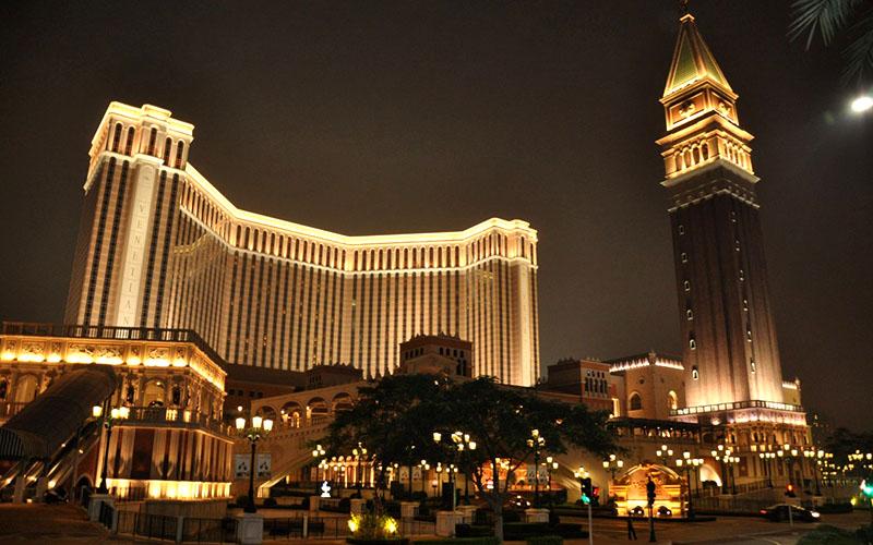 Казино-отель Venetian