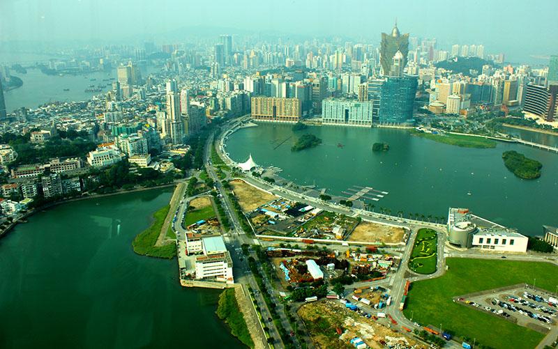 Из Гонконга в Макао на один день